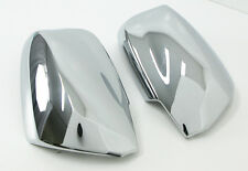Chrome Side Mirror Cover For 10-13 Hyundai Tucson ix35