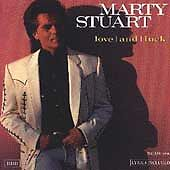 Love and Luck by Marty Stuart (CD, Mar-1994, MCA)