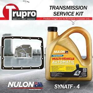 SYNATF Transmission Oil + Filter Service Kit for Volvo 240 740 760 940 Series