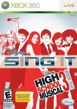 Disney Sing It High School Musical 3 Senior Year Bundle Xbox 360 New Xbox 360