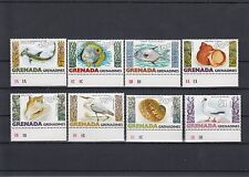 TIMBRE STAMP  8 GRENADINES GRENADE Y&T#304-11 ANIMAL NEUF**/MNH-MINT 1979  ~A20