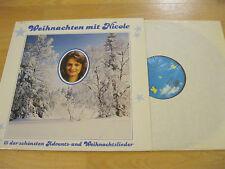 LP Weihnachten mit Nicole 15 Advents Weihnachtslieder Vinyl 6.26030 AS Jupiter