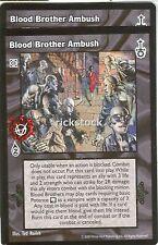 Blood Brother Ambush x2 SW Lot A
