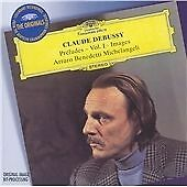 Debussy: Preludes (I); Images, Arturo Benedetti Michelangeli, Audio CD, New, FRE