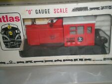 Atlas O scale Illinois Central WDT Industrial Switcher