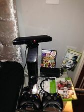 Microsoft Xbox 360 Slim Console Kinect & Adventures Bundle 250 GB  Console