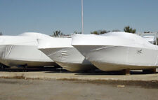 Transhield F8261 Shrink Wrap Boat Cover for Sea Ray 240