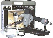 "ZNEX ZFT-64 - 16 Gauge Finish Nailer Kit, 3/4"" to 2-1/2"""