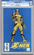 ASTONISHING X-MEN #22 VARIANT EDITION WHITE PAGES CGC 9.8 NM/MT UNSCRATCHED