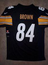*IRREGULAR* Pittsburgh Steelers ANTONIO BROWN nfl NIKE Jersey Youth (L-LARGE)