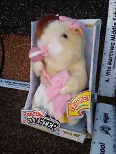Gemmy Dancing Hamster Its A Girl Dances To My Girl orig batteries works 2003 Nip