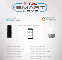 Smart Touch Wifi Wall 3gang Switch APP Controlled Supports Alexa & Google Home