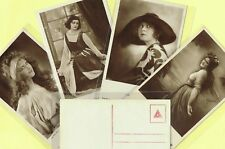 ROSS VERLAG - 1920s Film Star Postcards produced in Germany #503 to #532