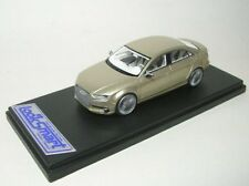 Audi A3 Concept Shanghai Motorshow 2011 (gold metallic)
