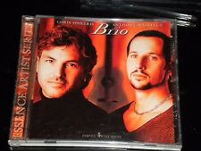 Brio - Essence Artist Series - Chris Spheeris - Anthony Mazzella - CD Album