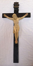 Spanish Colonial style crucifix