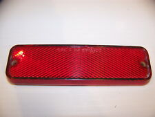 1984 - 1991 CHRYSLER LASER LEBARON DODGE DAYTONA RED MARKER LIGHT #4174821