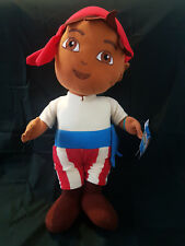GO DIEGO GO LICENSED NICKELODEON PLUSH DOLL 40cm