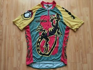 The Cannondale Cup Fat Tire Series Short Sleeve Cycling Jersey  Size: ~M
