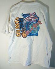 Vintage Hard Rock Cafe Atlanta Georgia T Shirt Sz XL