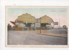 Maasstation Rotterdam Netherlands Vintage Postcard 110b