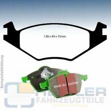 EBC Greenstuff Bremsbeläge Satz VW Corrado Typ 53i DP2680 mit ABE Hinten