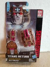 Transformers Titans Return Skytread Decepticon Titan Master Headmaster Targetmas