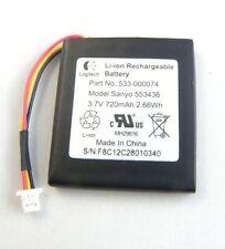 NEW Genuine Battery Logitech mx1000 li-ion Rechargeable 553-000074 F540 G930