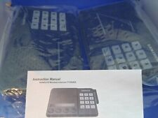 2 Wireless Home Intercom Systems, 10 Channel 3 Digital Code - Room to Room