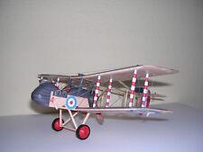 Modelik 03/05 - AIRCO D.H.2 1:3 3 with Lasercut Parts