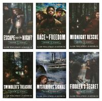 NEW Freedom Seekers Series Set of 6 Lois Walfrid Johnson Riverboat Adventures