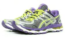 Asics Gel Kayano 21 Women's Sneakers Running Shoes Size 7 Purple & Green