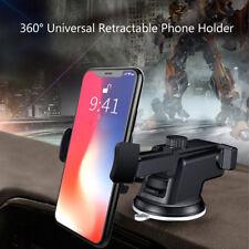 360 ° SUPPORTO VENTOSA AUTO UNIVERSALE PER SMARTPHONE PORTA CELLULARE Nuovo tipo