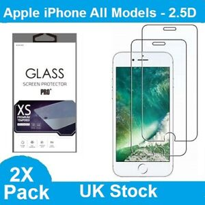 For iPhone 7 8 6 6s Plus SE 2 2020 New Gorilla Tempered Glass Screen Protector