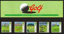 GB 1994 SCOTTISH GOLF COURSES PRESENTATION PACK NO 249