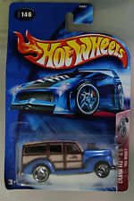 Hot Wheels 1:64 Scale 2003 Crank Itz Series '40s WOODY