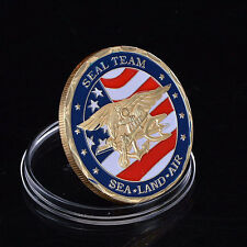 US NAVY SEALS Commemorative Challenge Coin New