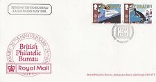 GB 1988 Transport and Communication FDC Unadressed Very Good condition