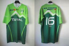 Maillot rugby SECTION PALOISE PAU porté n°16 PROACT shirt home XXXL