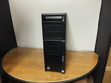 HP Z640 Workstation E5-2683 14-Core 2.00GHz/16Gb/1Tb SSD & 3Tb HDD/DVDR/Win10 A2