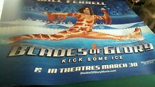 """Blades of glory Will Ferrell 60""""x46""""  PROMO Poster GIANT SIZE!!!!"""