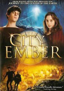 City of Ember (Bill Murray, Tim Robbins, Saoirse Ronan) New Region 2 DVD