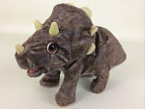Kota & Pals Roaring Hatchling Baby Triceratops Dinosaur Playskool Hasbro 2008