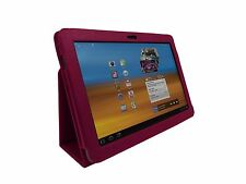 Stand & Type PU Leather Protective Case Cover for Apple iPad 4 & 3 & 2 - Pink