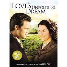 Love's Unfolding Dream (DVD, 2008)