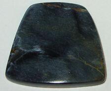 68.35ct Valuable Natural Blackish Blue Pietersite Cabochon