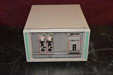 BUXCO MAX II 2270  (2) Strain Gage Preamplifier Array Plethysmograph