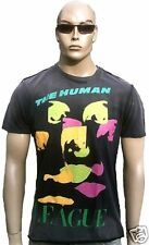ViP AMPLIFIED THE HUMAN LEAGUE FACES Being Boiled Rock Star Vintage T-SHIRT XL