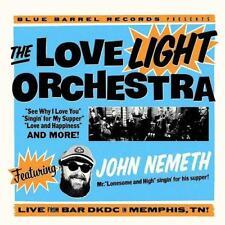 The Love Light Orchestra Feat. John Nemeth - The Love Light Orchestra (NEW CD)