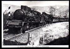 1977  --  TRAIN EXPRESS NIMES PARIS ENTRE VILLEFORT ET PREVENCHERES   3N516